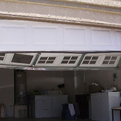 Garage Door Dented Panel Repair Simi Valley