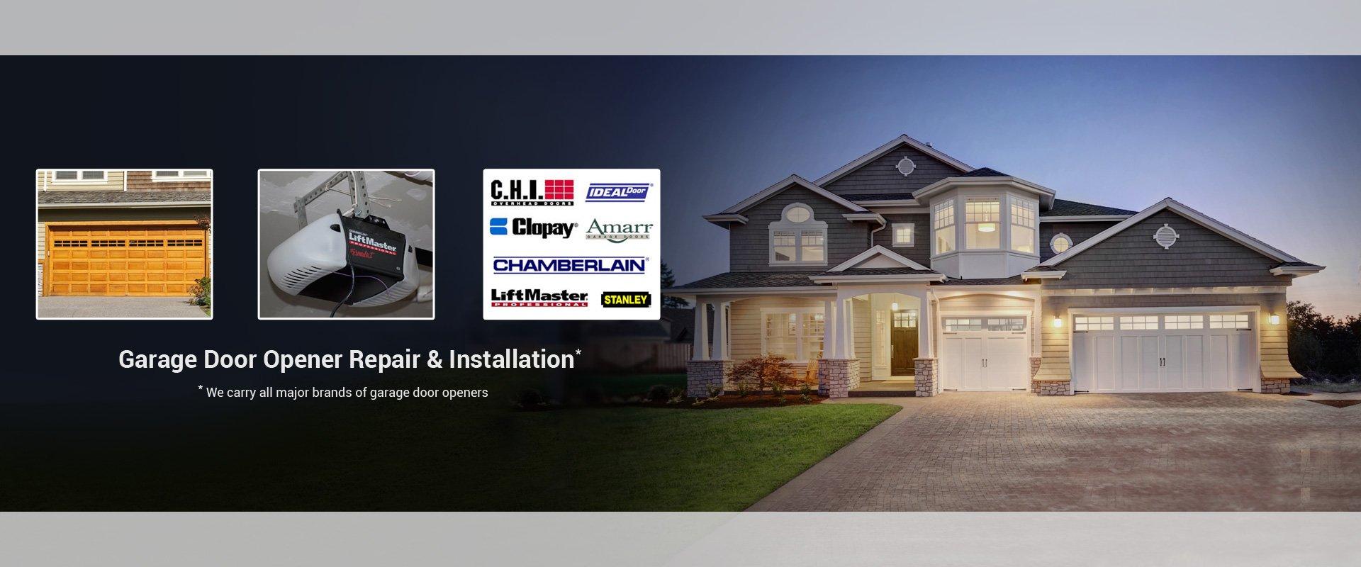 Garage Door Opener Repair And Installation Services Simi Valley CA